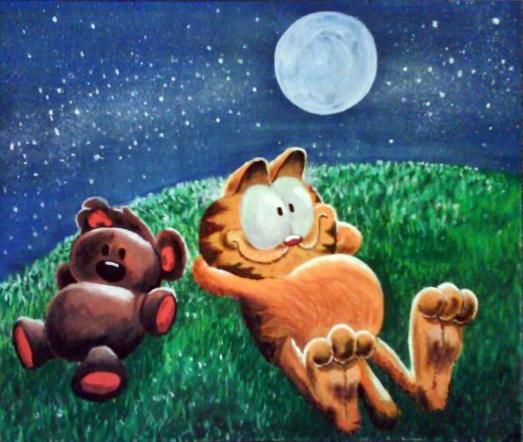 Garfield by csino